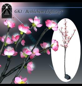 GKI Bethlehem Lighting Flowers Lighted LED Blossom Branch
