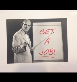 Portal Graduation Card Get a Job