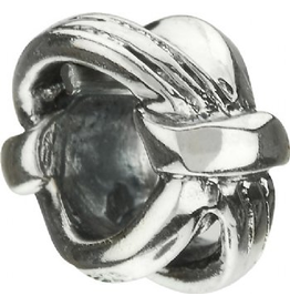 Chamilia Spacer Sterling Silver PA-20 X Bow