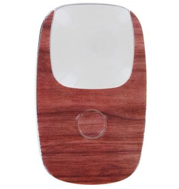 DM Merchandising Clarity OptiCard LED Pocket Illuminated Magnifier LTS