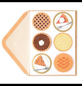 PAPYRUS® Thanksgiving Cards Thanksgiving Pie