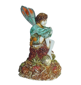 Isle Of Gramarye Autumn Harvest Fairy by Robert Glover