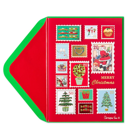 PAPYRUS® Christmas Card Holiday Postage Stamps by Papyrus