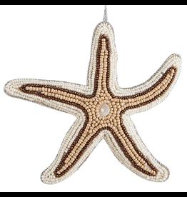 Gallerie II Bahamas Beaded Starfish Ornament ORN71328 by Gallerie II Christmas