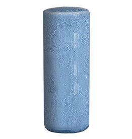 Kalalou Ceramic Bud Vase 8H inch Aqua Blue