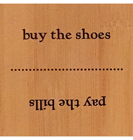 Danielson Designs Flip Flops Bamboo Sign PB104 Buy the shoes - Pay the bills