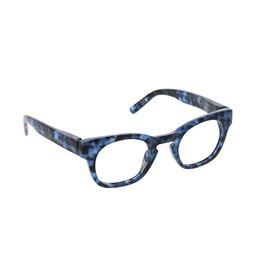Peepers Reading Glasses Nordic Noir Navy Tortoise +2.00