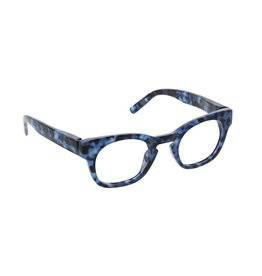 Peepers Reading Glasses Nordic Noir Navy Tortoise +2.25