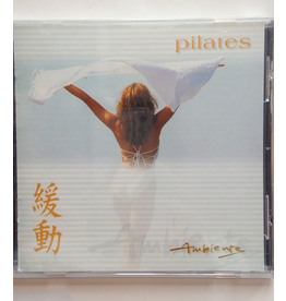 Sugo Music Ambients The Art of Well-Being CD LC01027 Pilates