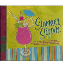 Sugo Music Summer Sippin Beach Music Compilation CD