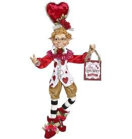 Mark Roberts Fairies Valentines Day Elves Happy Valentine Elfin MD 21.5 Inch
