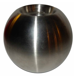 Et Al Designs Globe Taper Tea light Candle Holder Medium 3.5 inch
