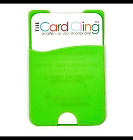 DM Merchandising The Card Cling Green