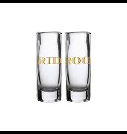 Slant Bride and Groom Shot Glasses Set F139407 Collections