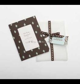 Photo Frame Greeting Card Celebrate Chocolate Aqua Diamond