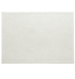 Harman Frosted Glitter Placemat White 0845923 Harman