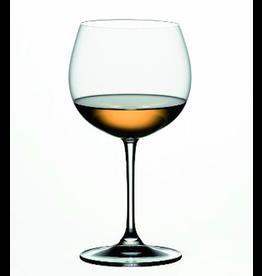 Riedel Riedel Wine Glasses Set 4 Vinum XL Oaked Chardonnay Glass
