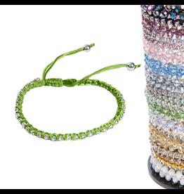 Jacqueline Kent Jewelry Sweet Petite Bracelet Green JKB166GR Jacqueline Kent Jewelry