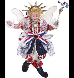 Mark Roberts Fairies Patriotic Lady Liberty Fairy 10 Inch