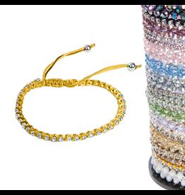 Jacqueline Kent Jewelry Sweet Petite Bracelet Yellow JKB166YL Jacqueline Kent Jewelry