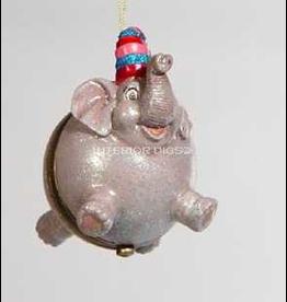 Katherine's Collection Box Figurine Elephant Piggy Bank Surprise Box
