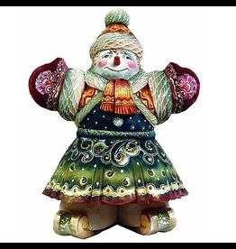 DeBrekht Artistic Studios The Big Hug Snowman 54285 DeBrekht Artistic Studios