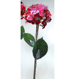 Katherine's Collection Flowers Floral Fantasy Pink Hydranga