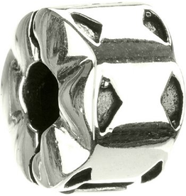 Chamilia Lock Sterling Silver MB-25 Fluted