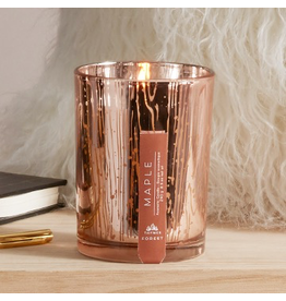 Thymes Forest Maple Candle 8.5oz Poured Candle