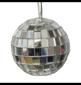 Kurt Adler Mirror Ball Ornaments 2-inch Disco Balls Set of 12