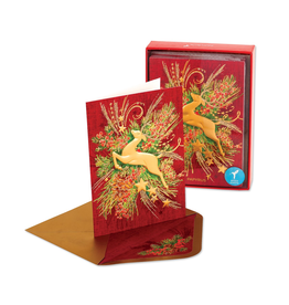 Papyrus Greeting Card Blank Inside New in packaging Celebrate Seashell Stars