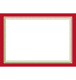 Caspari Christmas Gift Tags To From - Self Adhesive 5pk Tiny Dots