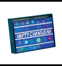 PAPYRUS® Boxed Chanukah Cards Happy Chanukah 14pk