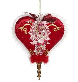 Mark Roberts Fairies Valentines Day Hearts Decorations 16 Inch A