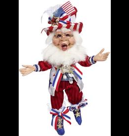 Mark Roberts Fairies Patriotic Elves Patriotic Elf SM 11 inch