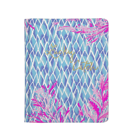 Lilly Pulitzer® Concealed Spiral Journal Kaleidoscope Coral Lucky Catch