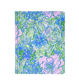 Lilly Pulitzer® Concealed Spiral Journal - Party Thyme