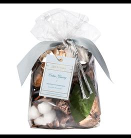 Aromatique Cotton Ginseng Deocrative Fragrance Potpourri 5oz Bag