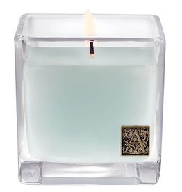 Aromatique Cotton Ginseng Cube Candle Glass 12oz 57-627