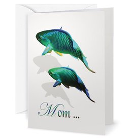By The Seas-N Greetings Mothers Day Card for Mom Side By Side