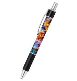 By The Seas-N Greetings Ballpoint Pen With Ocean Reef Design