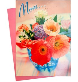 Avanti Mothers Day Card Flowers For Mom