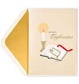 PAPYRUS® Confirmation Cards On Your Confirmation Handmade