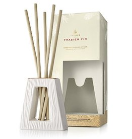 Thymes Frasier Fir Liquid Free Fragrance Diffuser Set With 5 Reeds