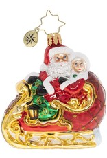 Christopher Radko Date Night Gem Christmas Ornament