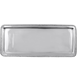 Mariposa Charms Beaded Rectangular Platter Charms Collection