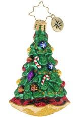 Christopher Radko Christmas Tradition Gem Christmas Ornament