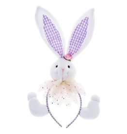 Midwest-CBK Easter Bunny Ears Headband - P