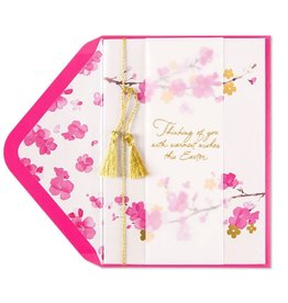 Papyrus Greetings Easter Card Cherry Blossom by Papyrus