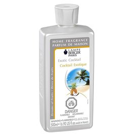 Lampe Berger Oil Liquid Fragrance 500ml 415312 Exotic Coctail